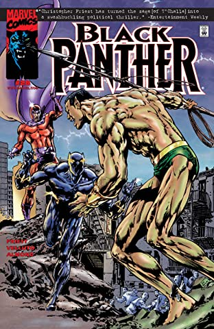 Black Panther (1998-2003) No.28