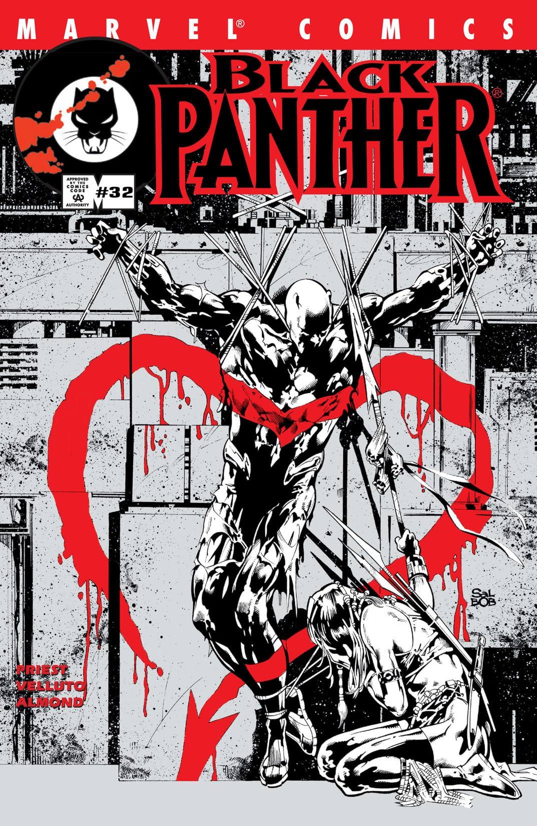 Black Panther (1998-2003) #32