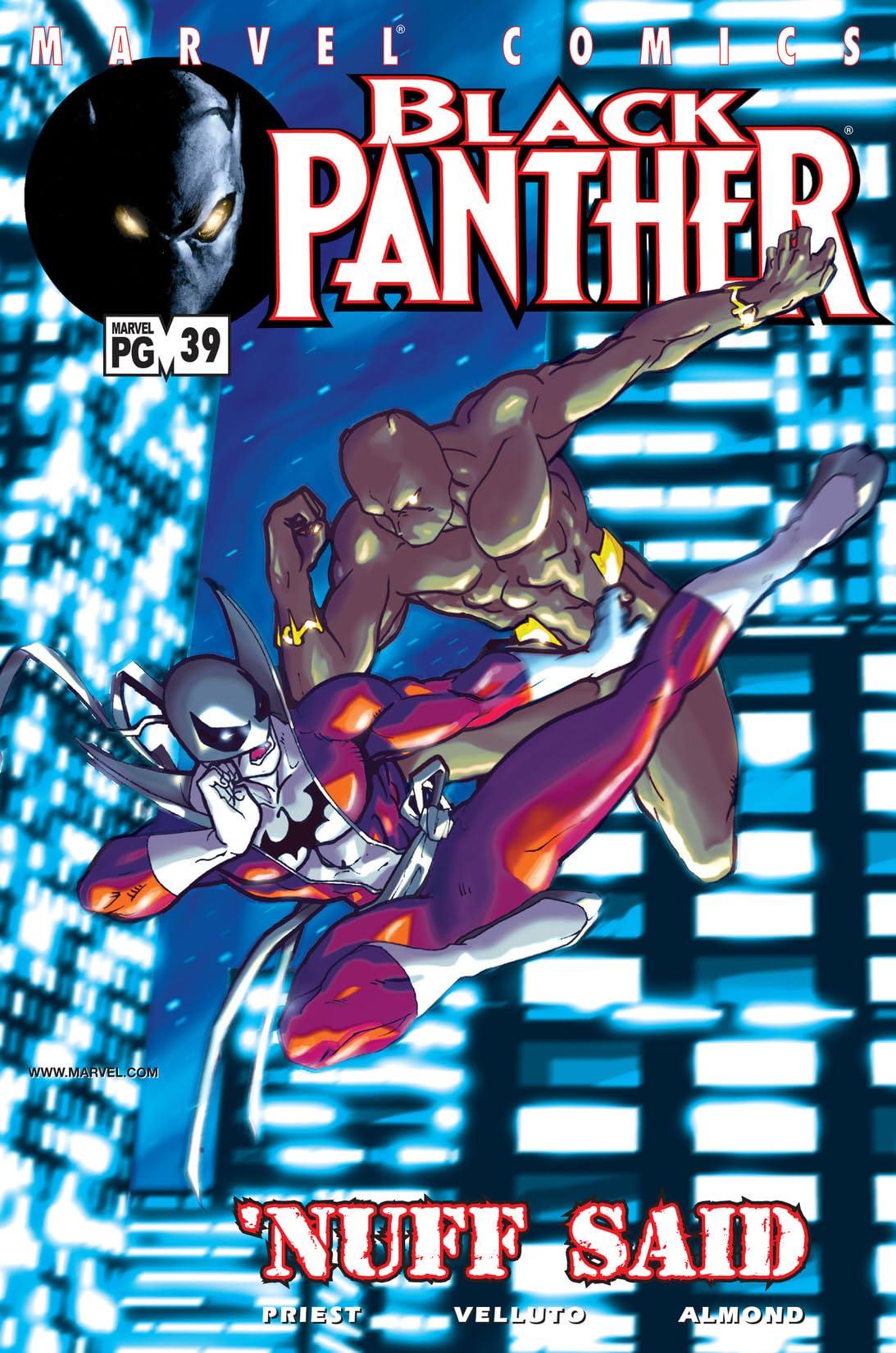 Black Panther (1998-2003) #39