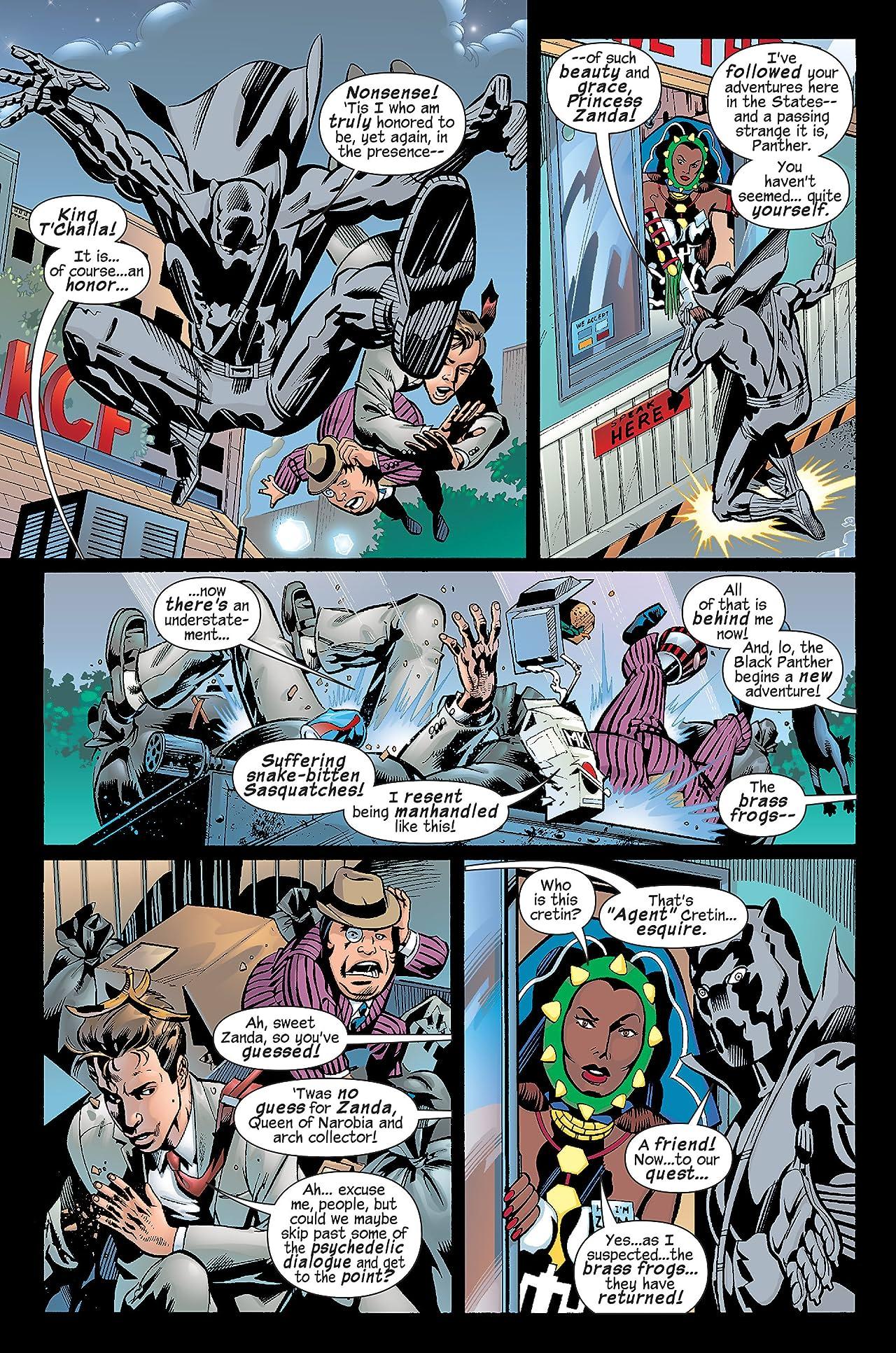 Black Panther (1998-2003) #42