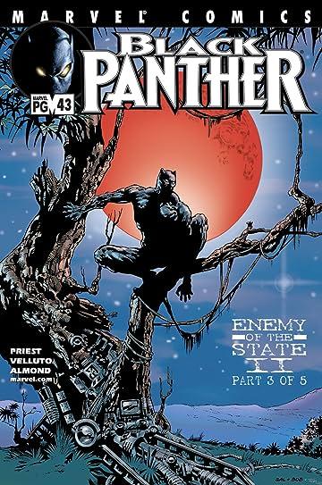 Black Panther (1998-2003) #43