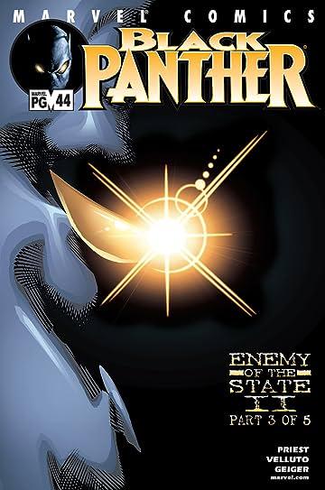 Black Panther (1998-2003) #44