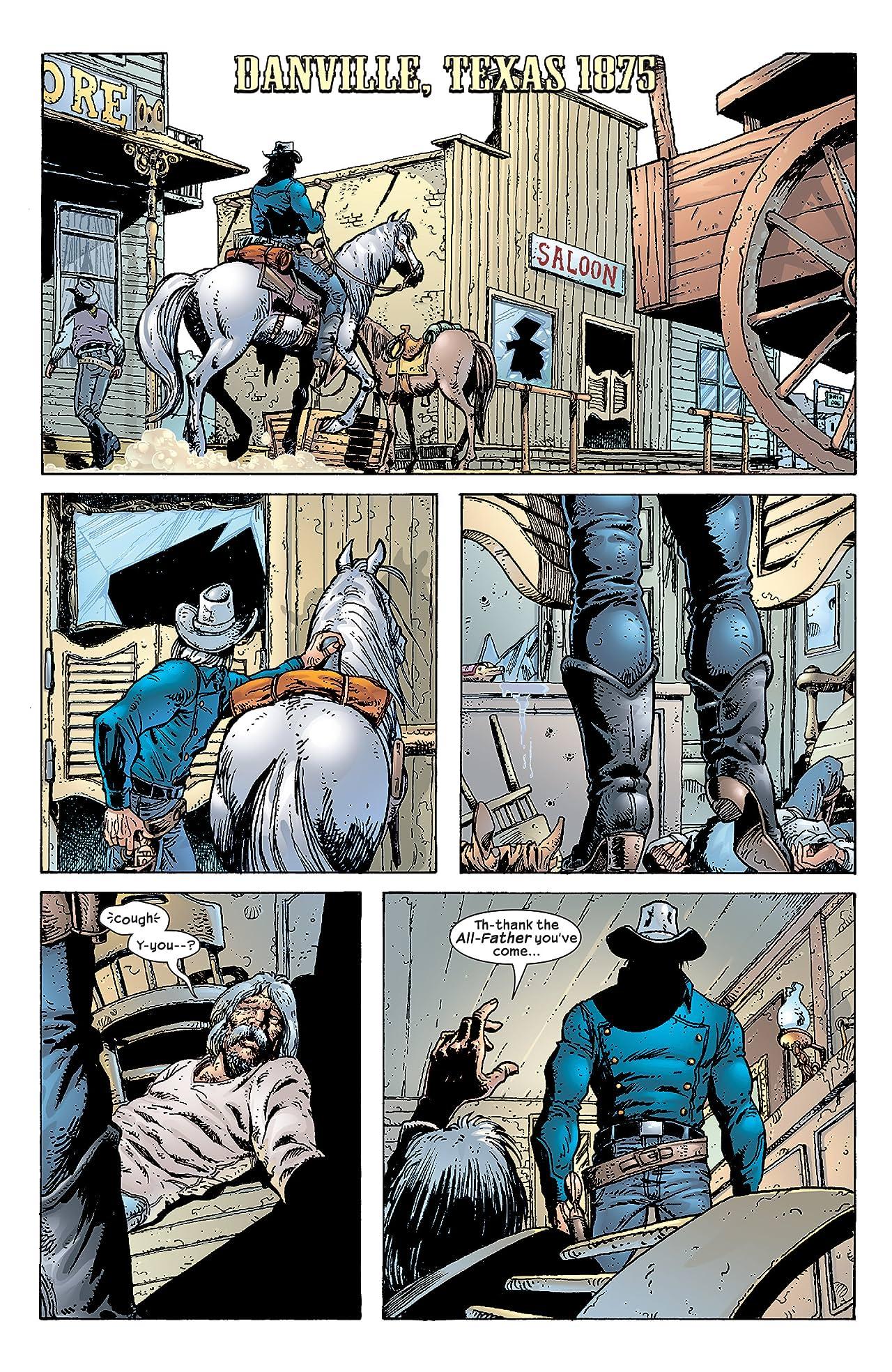 Black Panther (1998-2003) #46