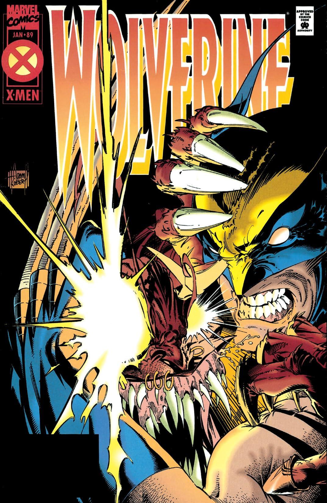 Wolverine (1988-2003) #89
