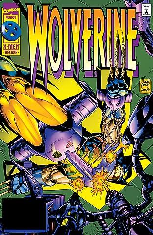 Wolverine (1988-2003) #92
