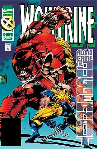Wolverine (1988-2003) #93