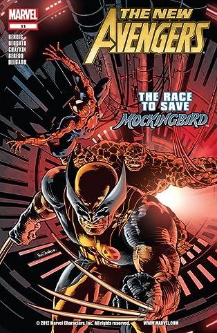 New Avengers (2010-2012) #11