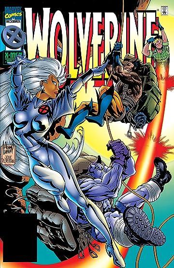 Wolverine (1988-2003) #96