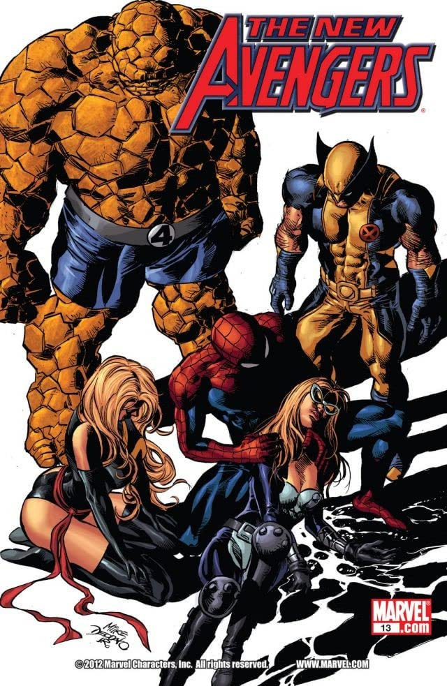 New Avengers (2010-2012) #13