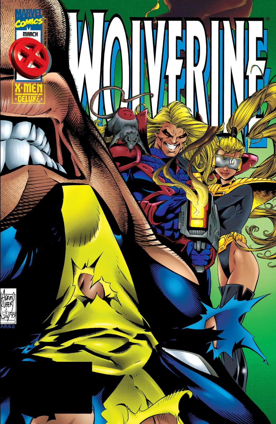 Wolverine (1988-2003) #99