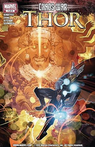 Chaos War: Thor No.1 (sur 2)