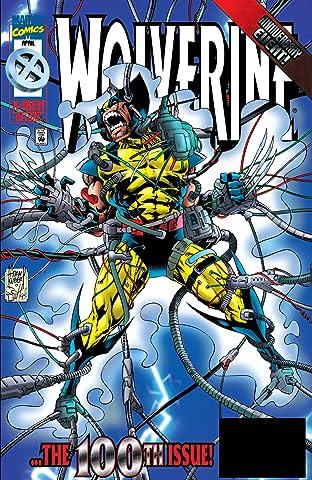 Wolverine (1988-2003) #100