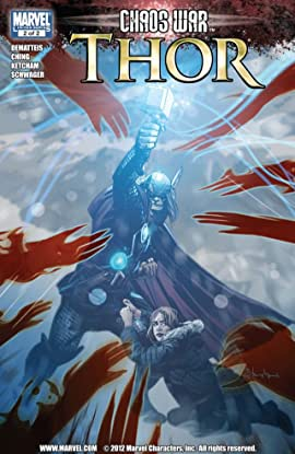 Chaos War: Thor #2 (of 2)