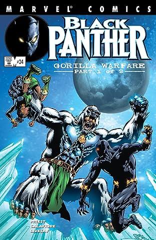Black Panther (1998-2003) #34