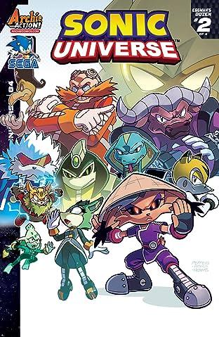 Sonic Universe #84