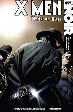 X-Men Noir: Mark of Cain #4 (of 4)
