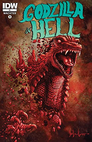 Godzilla In Hell #5 (of 5)