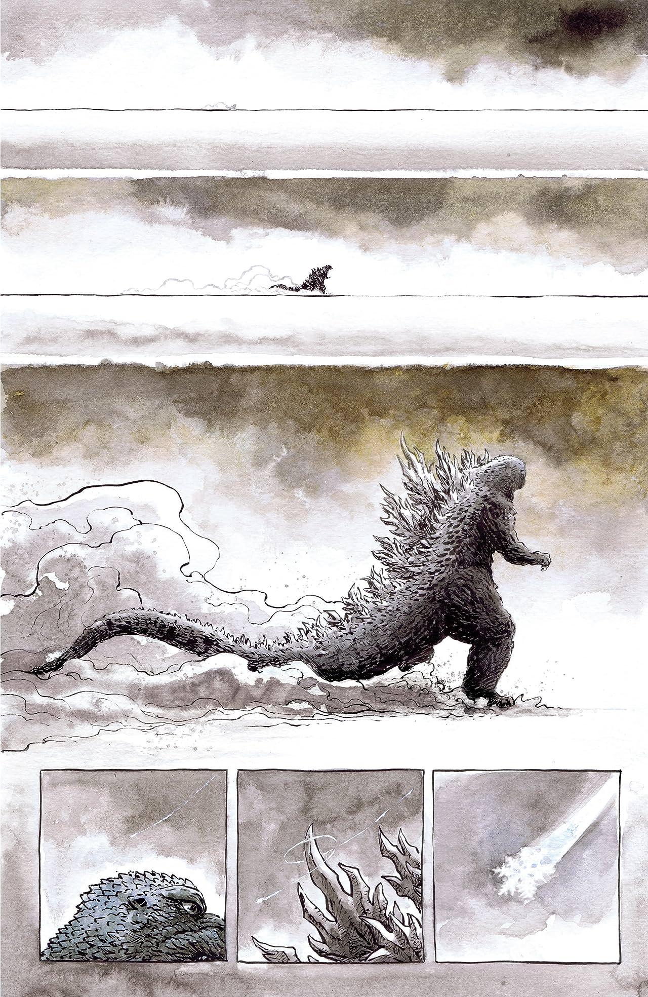 Godzilla In Hell #5 (of 5)