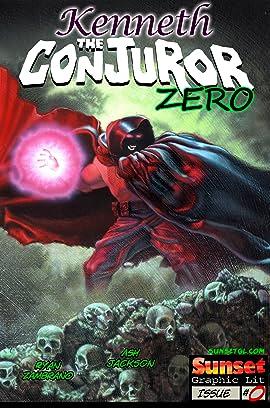 The Conjuror Zero #0: Kenneth the Conjuror