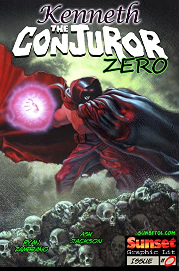 The Conjuror Zero #0: Kenneth the Conjuror
