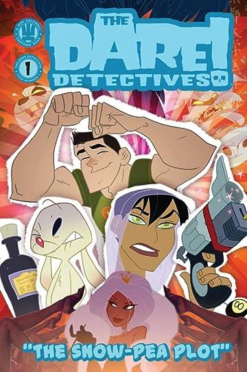 Dare Detectives: Snow Pea Plot