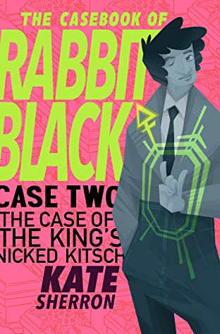 The Casebook of Rabbit Black #2