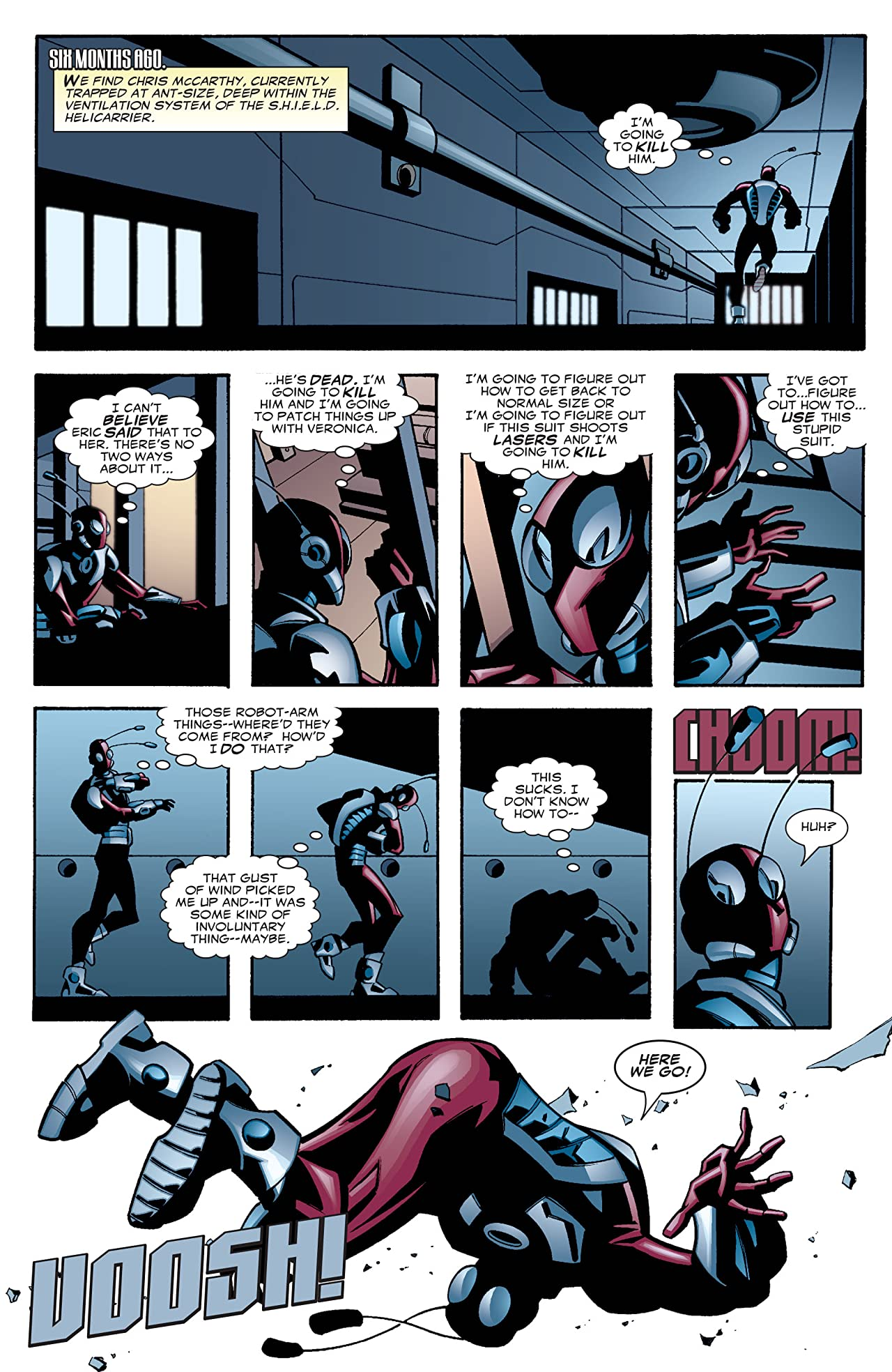 Irredeemable Ant-Man #2