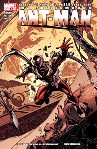 Irredeemable Ant-Man No.2