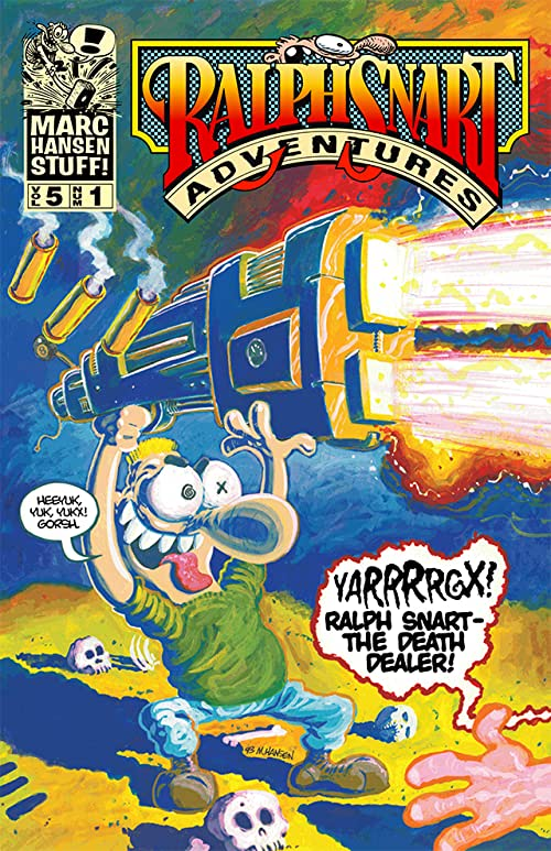 Ralph Snart Adventures Vol. 5, #1