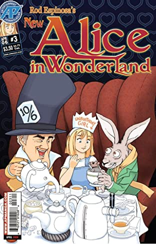 New Alice In Wonderland #3
