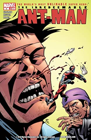 Irredeemable Ant-Man No.3