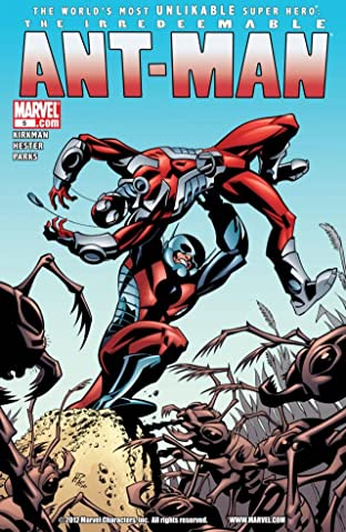Irredeemable Ant-Man No.5