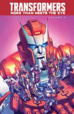 Transformers: More Than Meets the Eye (2011-2016) Tome 8