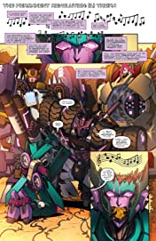 Transformers: More Than Meets the Eye (2011-2016) Vol. 8