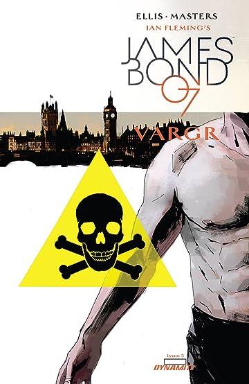 James Bond (2015-2016) No.3: Digital Exclusive Edition