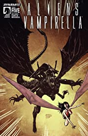 Aliens/Vampirella #5: Digital Exclusive Edition
