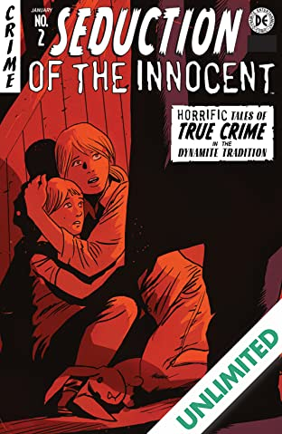 Seduction Of The Innocent #2: Digital Exclusive Edition