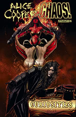 Alice Cooper Vs. CHAOS! No.5: Digital Exclusive Edition