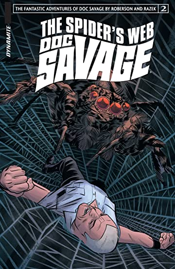 Doc Savage: The Spider's Web #2: Digital Exclusive Edition