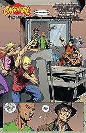 Cage Hero #3: Digital Exclusive Edition