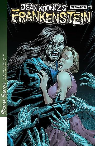 Dean Koontz's Frankenstein: Storm Surge #4: Digital Exclusive Edition