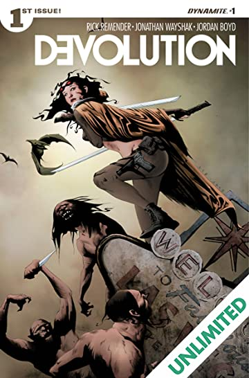 Devolution #1: Digital Exclusive Edition