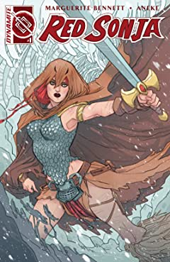 Red Sonja Tome 3 No.1: Digital Exclusive Edition