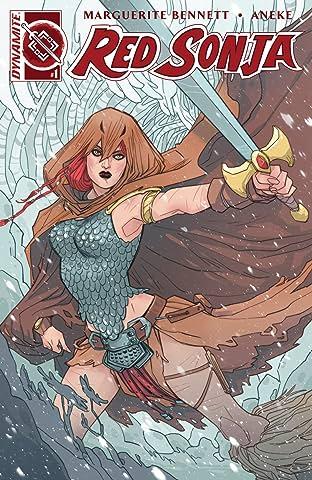 Red Sonja Vol. 3 #1: Digital Exclusive Edition
