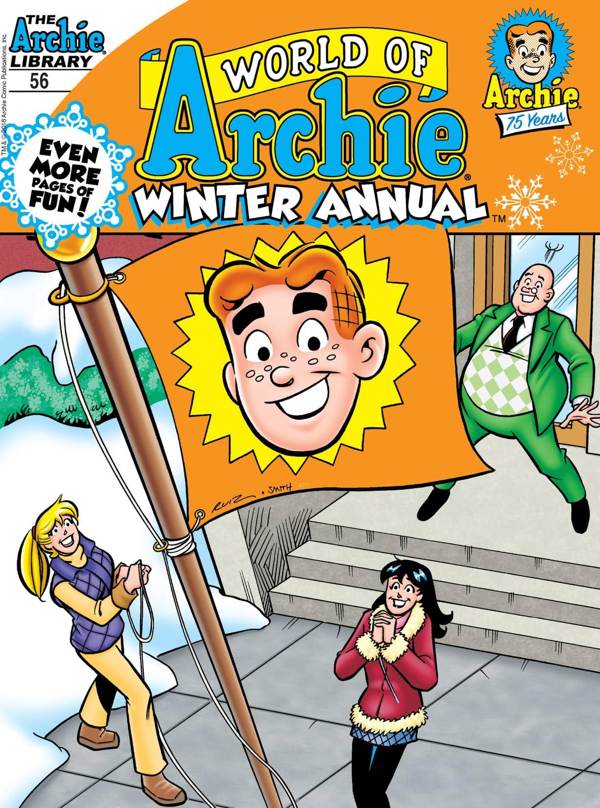World of Archie Comics Double Digest #56
