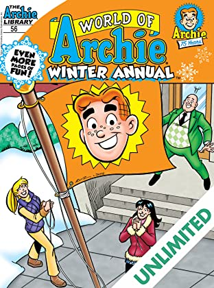 World of Archie Comics Double Digest #56