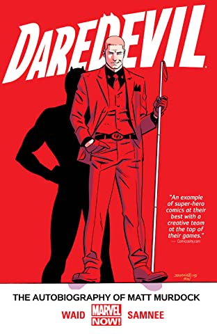 Daredevil Tome 4: The Autobiography of Matt Murdock