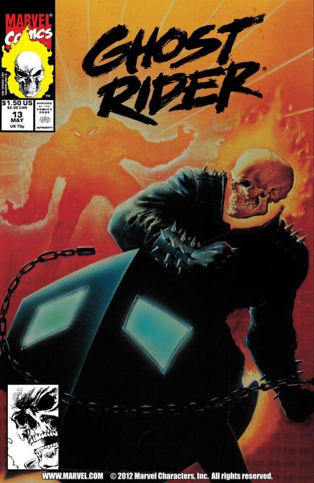 Ghost Rider (1990-1998) #13