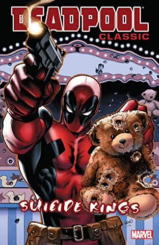 Deadpool Classic Vol. 14: Suicide Kings
