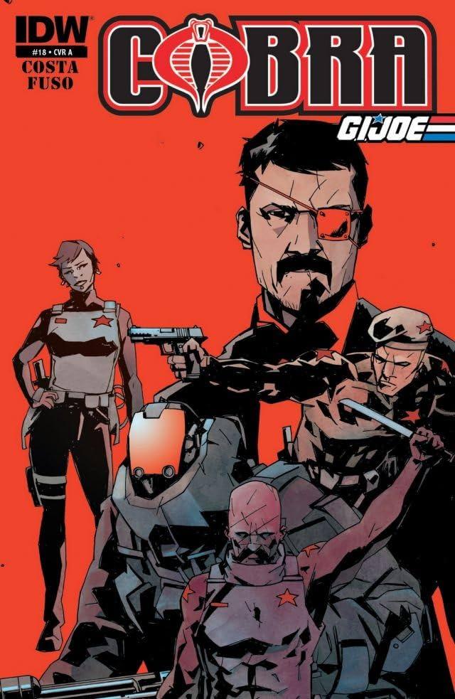 G.I. Joe: Cobra (2011-2013) #18